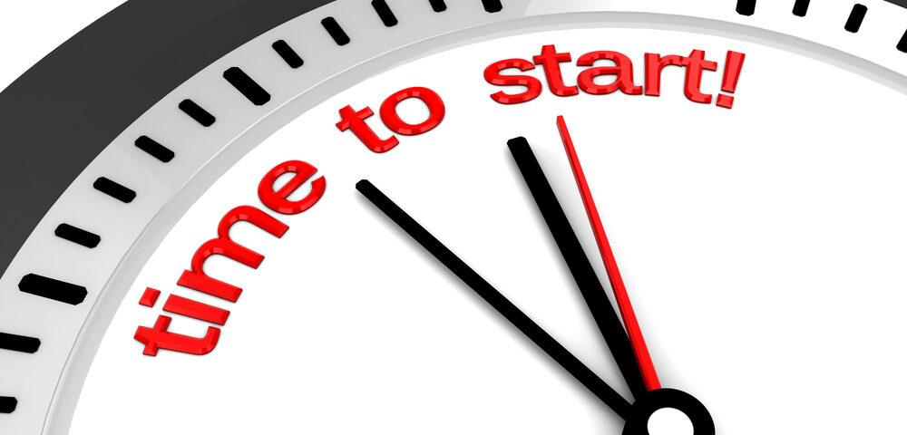 100 εσπα Time-to-Start