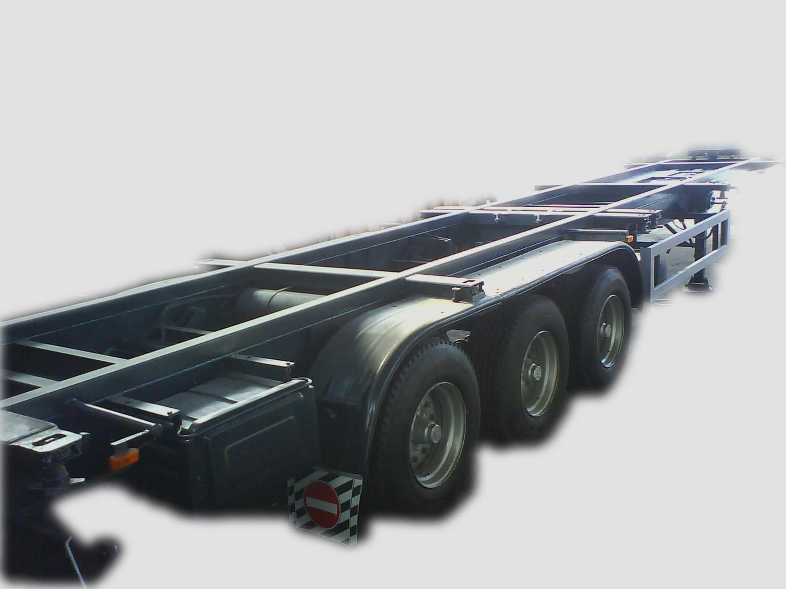 Κατασκευή ρυμουλκούμενων και ημιρυμουλκούμενων οχημάτων