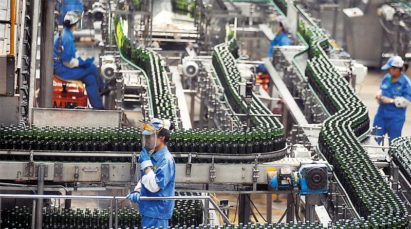 Παραγωγή οπτάνθρακα και προϊόντων διύλισης πετρελαίου