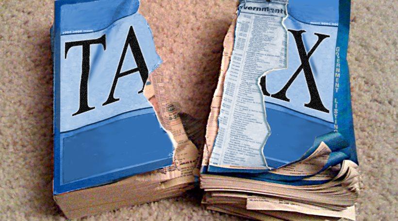 φοροδιαφυγή, φορολογούμενοι, φόροι